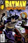 Batman Adventures comic books