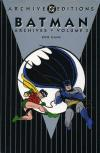 Batman Archives - Hardcover #3 comic books for sale
