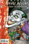 Batman: Arkham Asylum: Tales of Madness Comic Books. Batman: Arkham Asylum: Tales of Madness Comics.