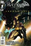 Batman: Arkham City comic books