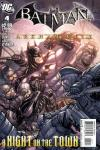 Batman: Arkham City #4 Comic Books - Covers, Scans, Photos  in Batman: Arkham City Comic Books - Covers, Scans, Gallery