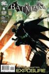 Batman: Arkham City #5 comic books - cover scans photos Batman: Arkham City #5 comic books - covers, picture gallery