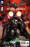 Batman: Arkham Unhinged Comic Books. Batman: Arkham Unhinged Comics.