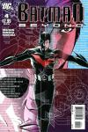 Batman Beyond #4 comic books - cover scans photos Batman Beyond #4 comic books - covers, picture gallery