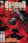 Batman Beyond #5 comic books - cover scans photos Batman Beyond #5 comic books - covers, picture gallery