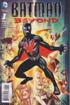 Batman Beyond comic books