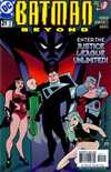 Batman Beyond #21 Comic Books - Covers, Scans, Photos  in Batman Beyond Comic Books - Covers, Scans, Gallery