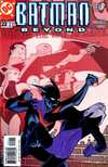 Batman Beyond #22 comic books - cover scans photos Batman Beyond #22 comic books - covers, picture gallery