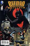 Batman Beyond Universe comic books