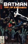 Batman: Day of Judgment comic books