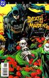 Batman: Death and the Maidens #8 comic books - cover scans photos Batman: Death and the Maidens #8 comic books - covers, picture gallery
