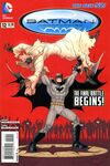 Batman Incorporated #12 comic books for sale