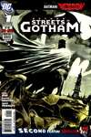 Batman: Streets of Gotham #1 comic books for sale