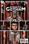 Batman: Streets of Gotham #10 comic books for sale