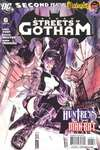 Batman: Streets of Gotham #6 comic books for sale