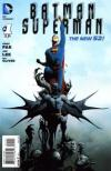 Batman/Superman comic books