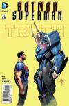 Batman/Superman #21 comic books for sale