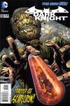 Batman: The Dark Knight #12 comic books - cover scans photos Batman: The Dark Knight #12 comic books - covers, picture gallery