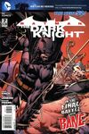 Batman: The Dark Knight #7 comic books for sale