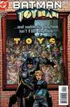 Batman: Toyman #4 comic books - cover scans photos Batman: Toyman #4 comic books - covers, picture gallery