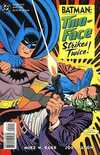 Batman: Two-Face Strikes Twice #2 comic books - cover scans photos Batman: Two-Face Strikes Twice #2 comic books - covers, picture gallery