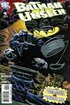 Batman: Unseen #4 comic books - cover scans photos Batman: Unseen #4 comic books - covers, picture gallery
