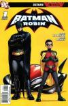 Batman and Robin #1 comic books - cover scans photos Batman and Robin #1 comic books - covers, picture gallery