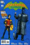 Batman and Robin #11 comic books - cover scans photos Batman and Robin #11 comic books - covers, picture gallery