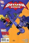 Batman and Robin #12 comic books - cover scans photos Batman and Robin #12 comic books - covers, picture gallery