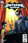 Batman and Robin #15 comic books for sale