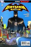 Batman and Robin #2 comic books - cover scans photos Batman and Robin #2 comic books - covers, picture gallery