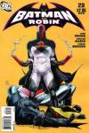 Batman and Robin #23 comic books - cover scans photos Batman and Robin #23 comic books - covers, picture gallery
