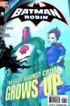 Batman and Robin #4 comic books for sale