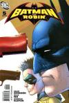 Batman and Robin #5 comic books - cover scans photos Batman and Robin #5 comic books - covers, picture gallery