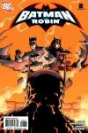 Batman and Robin #8 comic books for sale