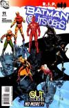 Batman and the Outsiders #11 Comic Books - Covers, Scans, Photos  in Batman and the Outsiders Comic Books - Covers, Scans, Gallery