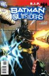 Batman and the Outsiders #13 comic books - cover scans photos Batman and the Outsiders #13 comic books - covers, picture gallery