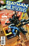 Batman and the Outsiders #14 comic books - cover scans photos Batman and the Outsiders #14 comic books - covers, picture gallery