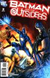 Batman and the Outsiders #2 comic books - cover scans photos Batman and the Outsiders #2 comic books - covers, picture gallery