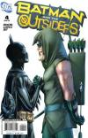 Batman and the Outsiders #4 comic books - cover scans photos Batman and the Outsiders #4 comic books - covers, picture gallery