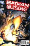 Batman and the Outsiders #5 comic books - cover scans photos Batman and the Outsiders #5 comic books - covers, picture gallery