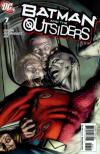 Batman and the Outsiders #7 comic books - cover scans photos Batman and the Outsiders #7 comic books - covers, picture gallery
