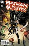 Batman and the Outsiders #8 comic books - cover scans photos Batman and the Outsiders #8 comic books - covers, picture gallery