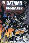 Batman versus Predator #1 comic books - cover scans photos Batman versus Predator #1 comic books - covers, picture gallery