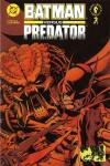 Batman versus Predator #2 comic books - cover scans photos Batman versus Predator #2 comic books - covers, picture gallery