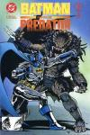Batman versus Predator #3 comic books - cover scans photos Batman versus Predator #3 comic books - covers, picture gallery