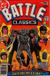 Battle Classics Comic Books. Battle Classics Comics.