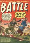 Battle #3 Comic Books - Covers, Scans, Photos  in Battle Comic Books - Covers, Scans, Gallery