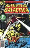 Battlestar Galactica comic books
