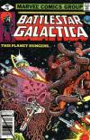 Battlestar Galactica #10 comic books for sale